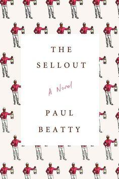 The Sellout by Paul Beatty. Design by Rodrigo Corral. Illustration by Matt Buck.