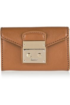 DKNY  Leather business card holder  £37.50