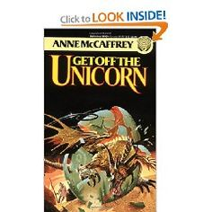 Anything by Anne McCaffrey