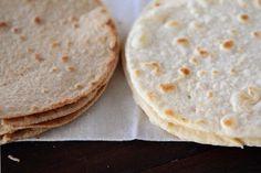 DIY Homemade Tortillas