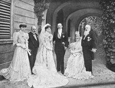 Marriage in the 1890s | the parents of zita the last empress of austria hungary posted to foro ...