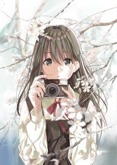 Likes, 24 Comments - Anime Anime School Girl, Cool Anime Girl, Beautiful Anime Girl, Kawaii Anime Girl, Anime Art Girl, Anime Love, Anime Girls, 5 Anime, Chica Anime Manga