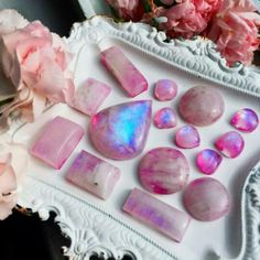 pink opals!!!!