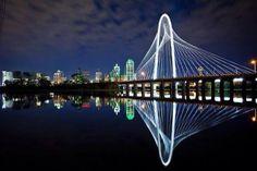 Margret Hunt Hill Bridge -Dallas