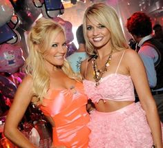 Bridget Marquardt and Angel Porrino Double Date at Tryst Nightclub Bridget Marquardt, Brody Jenner, Hello Gorgeous, Beautiful, Reality Tv Stars, Guy Friends, Girl Next Door, Pretty Pictures