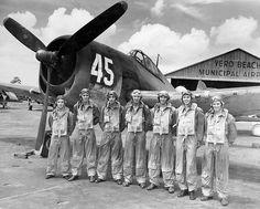 Grumman F6F Hellcat squadron ~ BFD