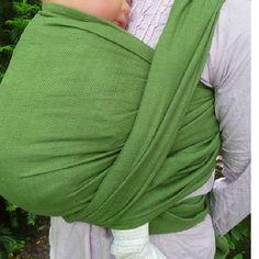 Girasol Wrap - love the green