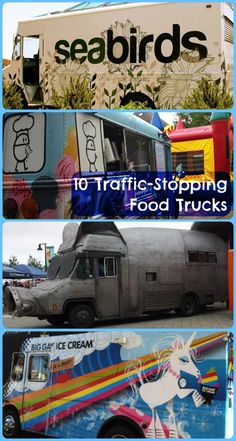 """""""10 Traffic-Stopping Food Trucks"""" on BuzzFeed!"""