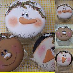 Biscuit Di Panu: Polymer clay lids