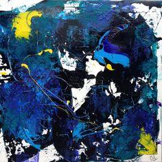 Celine Weber, réminiscence 2 / 60X60
