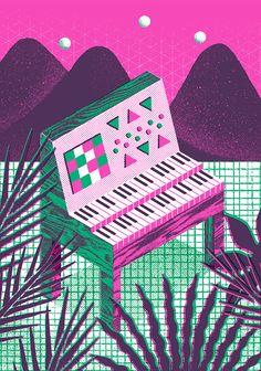 """Synthzine"" by Tatiana Boyko"