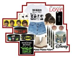 Eleanor Rigby by hippyhappyhippo   made on Polyvore