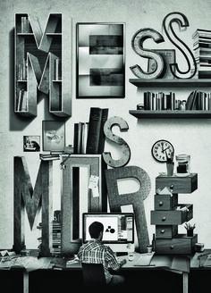 Méchant Studio Blog: the mess...