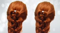 How to make how to do fast and easy hairstyles