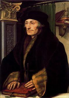 Erasmo de Rotterdam (1466-1563)