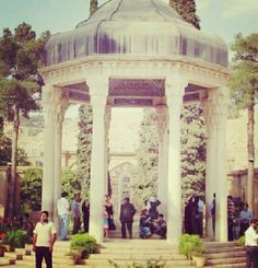 Hafez tomb-Shiraz