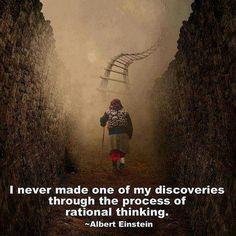 ~ Albert Einstein quote