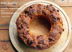 Babà Rustico (no dietoterapeutiche) | Un cuore di farina senza glutine