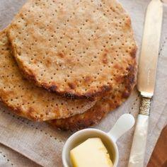Finnish Potato Flat Bread