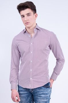Regular Fit Striped Shirt