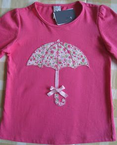 Camisetas personalizadas - lazos de tul Baby Girl Shirts, Shirts For Girls, Kids Shirts, Sewing For Kids, Baby Sewing, Toddler Outfits, Kids Outfits, Baby Dress Design, Colorful Hoodies