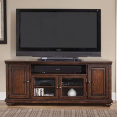FREE SHIPPING! Shop Wayfair for Liberty Furniture Martinique TV Stand - Great Deals on all Furniture products with the best selection to choose from!