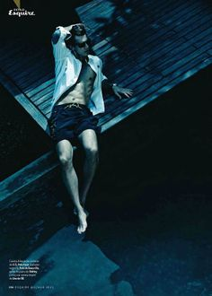 ORIOL ELCACHO for ESQUIRE SPAIN July 2011