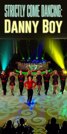 Strictly Come Dancing: Danny Boy