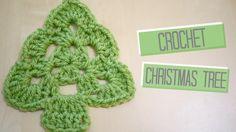 CROCHET: Christmas Tree | Bella Coco