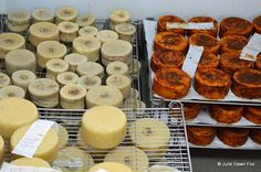 Portuguese Cheeses, Serra da Estrela Chesse by Julie Dawn Fox