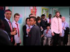 BBC Three's Bad Education vs The Good the Bad and the Ugly as Alfie meets his exam nemesis, Mr Hewston Roger Allam, Bad Education, Bbc Three, 10 Seconds, Tv Shows, Interview, Good Things, Actors, Children