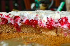 Czech Desserts, Wonderful Recipe, Vanilla Cake, Cheesecake, Sweets, My Favorite Things, Recipes, Food, Gummi Candy