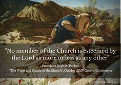 Elder Packer Quote Church Membership from www.latterdaymorning.com