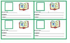 carnet de biblioteca para niños - Buscar con Google Jolly Phonics, Lectures, Craft Work, Teacher, Classroom, How To Plan, Education, School, Google