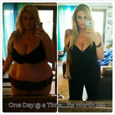 Holly Pernice Was Over 300lbs & On Anti Anxiety Medication Until She Decided…