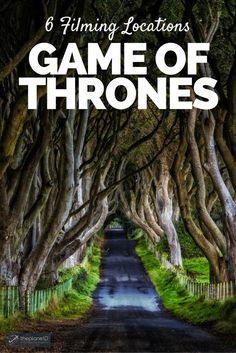 Game of Thrones is one of the hottest series on TV and the cinematography has a lot to do with it. It is beautiful to watch. The sweeping landscapes and historic cities spark the wanderlust in us all. Here are 6 Game of Thrones Filming Locations around the world You Should Visit Right Now! | The Planet D Adventure Travel Blog