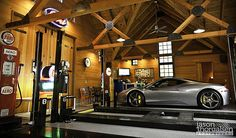 World's Most Beautiful GARAGES & Exotics: Insane GARAGE PICTURE THREAD! 50+ Pics! - Page 85