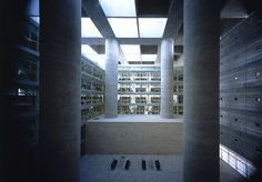 Caja de Granada, 2001 | Alberto Campo Baeza