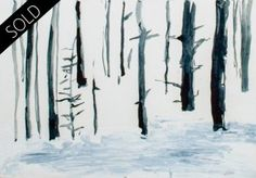 Sold-Frozen-Forest-Donna-Solovei