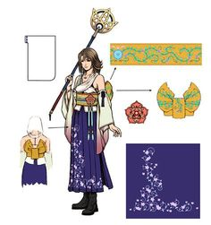Final Fantasy X Yuna Cosplay Final Fantasy Cosplay, Yuna Final Fantasy, Final Fantasy Girls, Final Fantasy Artwork, Fantasy Costumes, Anime Costumes, Yuna Cosplay, Cosplay Diy, Cosplay Ideas