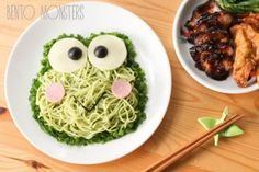 Adorable Lunches Food – charabens or character bentos