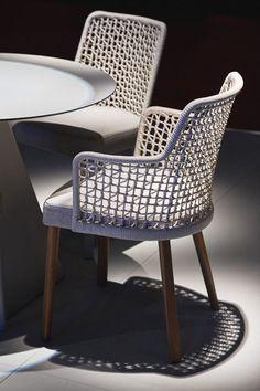 Sedia da giardino, e non solo... Emma di Varaschin Design Monica Armani.