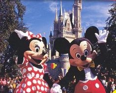 That's Right! Walt Disney World. 22 and still have yet to go.