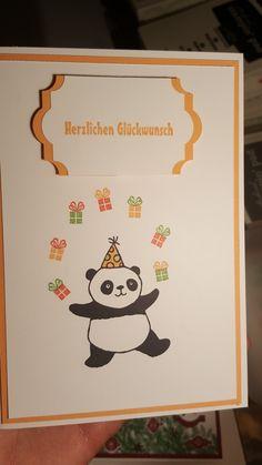 Stempelhurra.com Party-Pandas  Stampin' Up!