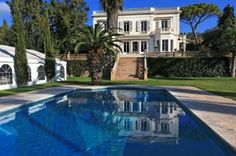 Chateau for sale in Cannes, France.