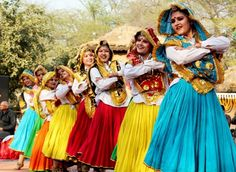 The culture of Haryana and the humour is very much similar to that of Punjab (as Haryana was a part of Punjab state). They celebrate festivals with great enthusiasm and traditional fervor. Their culture and popular art are saangs, dramas, ballads and songs in which they take great delight.