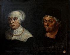 Unbekanntes Paar   Beschreibung: Bürgerliches Paar.  Standort: Stift Wilten   -   Zeitraum: von 1551 bis 1600   -   Künstler: Unbekannt