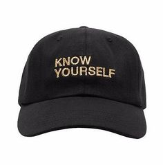 Know Yourself Baseball cap hat drake kanye west hip hop Baseball Caps For  Sale 4d7a8be5a0a9