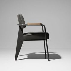 A special edition collection of nine Jean Prouvé furniture classics, reinterpreted by G-Star RAW for Vitra.