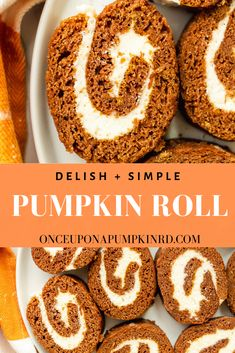 This pumpkin roll recipe is simple and delicious -- perfect for your holiday table this season! Made with fall spices, and Libby's Pure Pumpkin Puree, it tastes amazing! Make memories in the kitchen this baking season with this recipe! Libby's Pumpkin, Pumpkin Dessert, Pumpkin Bread, Pumpkin Recipes, Fall Recipes, Pumpkin Spice, Holiday Recipes, Pumpkin Puree, Sugar Pumpkin